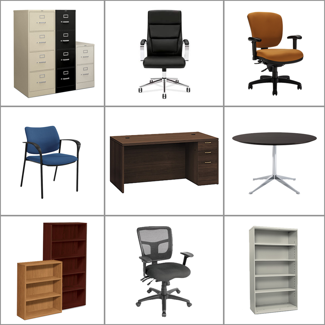 Pre Owned Office Furniture B Stanley Gill Office Furniture