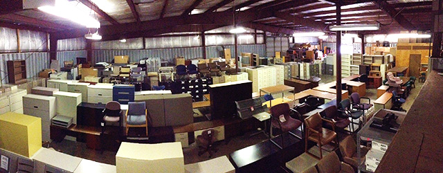 Office Furniture Warehouse B. Stanley Gill Warehouse
